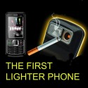 Compliment Your Smoking Habit With A Lighter Phone