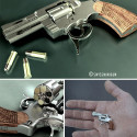 SwissMiniGun Is Officially The Smallest Pistol In The World Manufactured Today