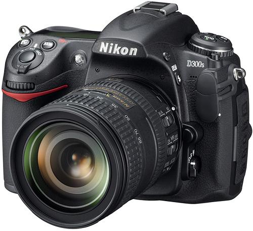 Nikon D300s (Image courtesy Nikon)