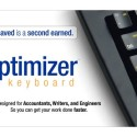 Matias Optimizer Keyboard Probably Won't Improve Your Editing Skills
