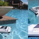 Solar Powered Pool Skimmer Cleans Your Pool So You Don't Have to