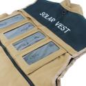 Solar Vest Certainly Makes A Fashion Statement