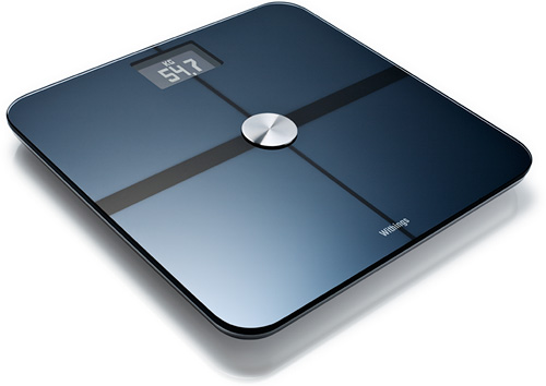 Withings Connected Scale (Image courtesy Withings)