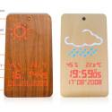 WoodStation Weather Forecaster
