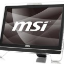 MSI Announces New Touchscreen All-In-One
