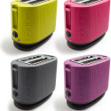 colorful bodum bistro toasters because there is such a thing as too much stainless steel. Black Bedroom Furniture Sets. Home Design Ideas