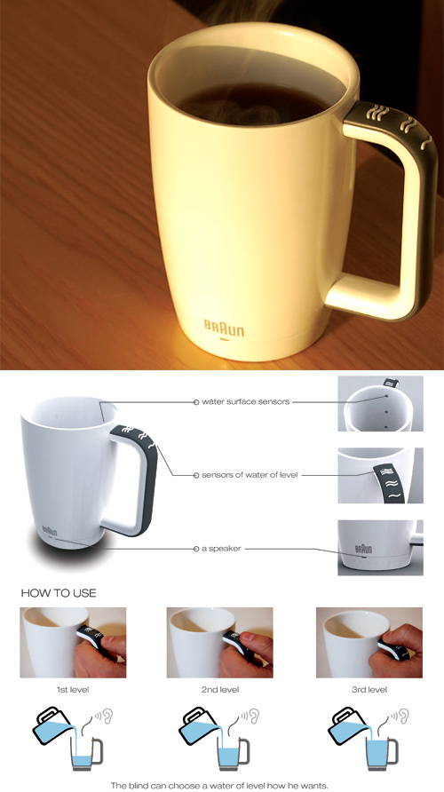 Braun Bell Concept Mug (Images courtesy Yanko Design)