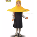 Early Childhood Trauma Starts With The UFO Cap Umbrella
