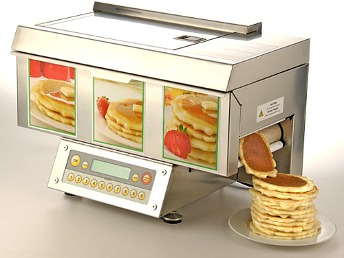 ChefStack Automatic Pancake Machine (Image courtesy Uncrate)