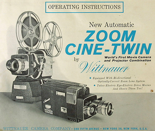 Wittnauer Cine-Twin (Image courtesy PacificRimCamera)