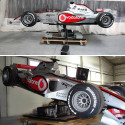 F1Showcar Motion Simulator