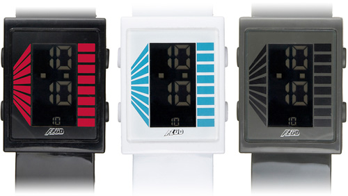 Flud Cartridge Watches (Images courtesy Flud)