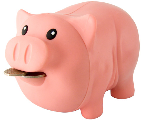 Hungry Pig Bank (Image courtesy BB Shopping)
