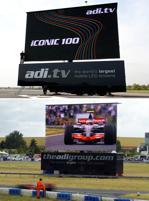 Iconic 100 HD (Images courtesy The ADI Group)