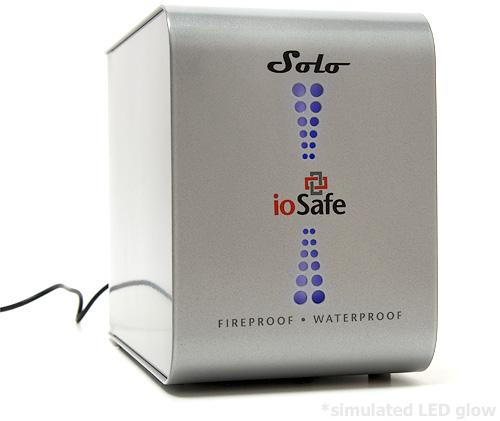 ioSafe Solo (Image property OhGizmo!)
