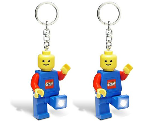 LEGO: Mini Torch (Image courtesy Play.com)