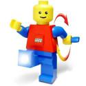 LEGO Not-So-Minifig Dynamo Flashlight