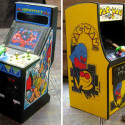 Mini Arcade Cabinets Perfect For Your Non-Active-Duty G.I. Joes