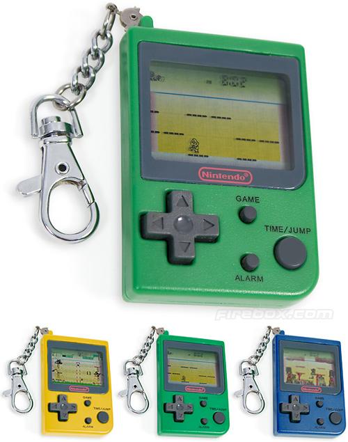 Nintendo Mini Classics (Images courtesy Firebox.com)