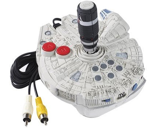 Jakks Star Wars Original Trilogy TV Game (Image courtesy Amazon)