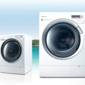 Panasonic Introduces 3D Washing Machine