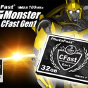 PhotoFast G-Monster CFast Gen1 32GB Compact Flash Card – If It's Good Enough For A Low-Poly Render Of A Bumblebee Knock-off, Then It's Good Enough For Me