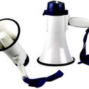 Recordable Megaphone For Lazy Protesters