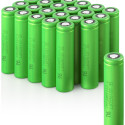 Sony Announces New & Improved Lithium Ion Secondary Batteries