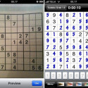 Sudoku Grab iPhone App Makes Puzzle Solving Extra Easy