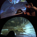 TOOB Immersive Omni-Directional Personal Dome Screens