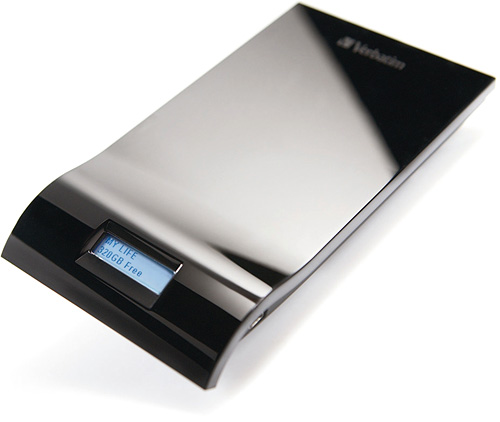 Verbatim InSight Portable Hard Drive (Image courtesy Verbatim)