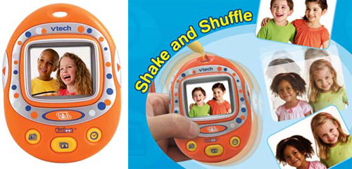 VTech KidiLook Digital Photo Frame (Images courtesy VTech)