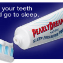 Pearly Dreams Toothpaste Claims To Put You To Sleep
