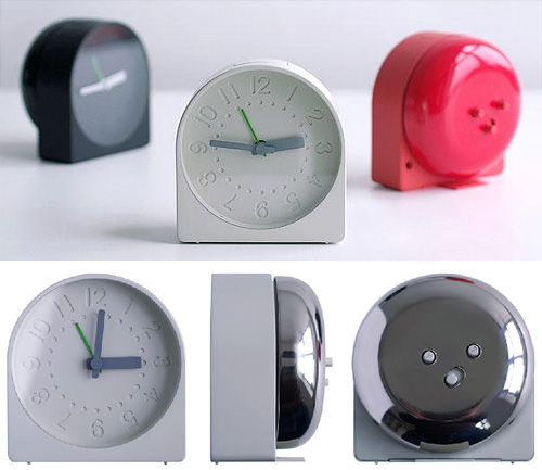 Bell Alarm Clock (Images courtesy Charles & Marie)
