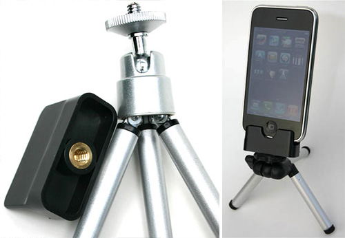 Blur Tripod Adapter (Images courtesy Mobile Mechatronics)