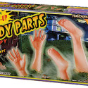 Light-Up Body Parts Lawn Ornaments Is One Of Those Decorations You Can Leave Up All Year Round