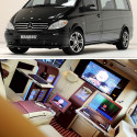 "2010 Brabus Viano ""Lounge Concept"" – For When A PS2 Just Isn't Enough"