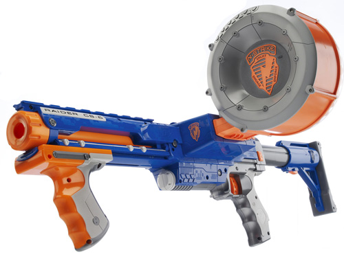 After all, it's Nerf or nothing, bitches!