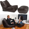 Fiorenze Sofa Is One Classy Bean Bag Chair