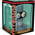 Futurama: The Complete Collection Includes Bender's Head As A Really Depressing Trophy