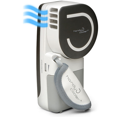 Handycooler Personal Air Conditioner (Image courtesy ThinkGeek)