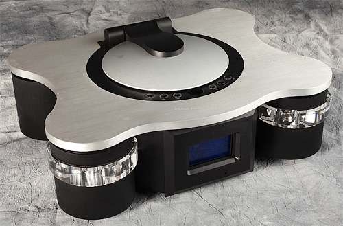 Grant Fidelity Reference Tube CD-1000 Player AKA The Impression II (Image courtesy Grant Fidelity)