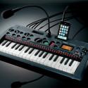 Korg microSAMPLER Keyboard Designed For Live Performances