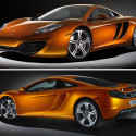 Behold! The New McLaren MP4-12C