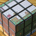 Mega Man Boss Battle Rubik's Cube