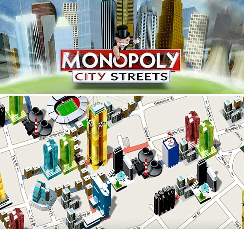Monopoly City Streets (Images courtesy Daily Mail)