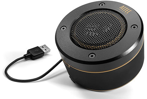 Orbit USB Laptop Speaker (Image courtesy Altec Lansing)