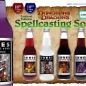 Basement Dwellers Beware: Jones Soda Releases D&D Spellcasting Soda