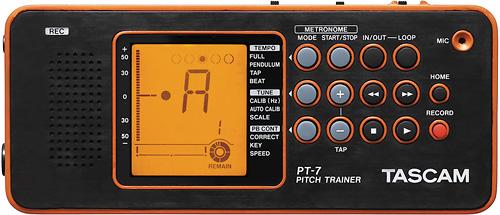Tascam PT-7 (Image courtesy Tascam)