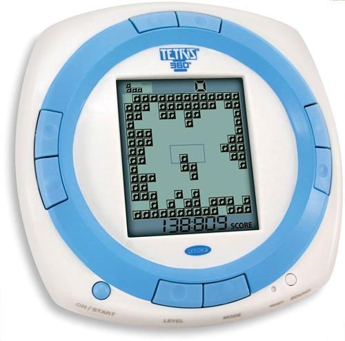 Tetris 360 (Image courtesy Hammacher Schlemmer)